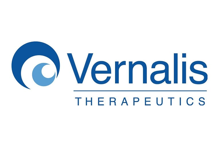 Vernalis Therapeutics Inc. (PRNewsFoto/Vernalis Therapeutics, Inc.)