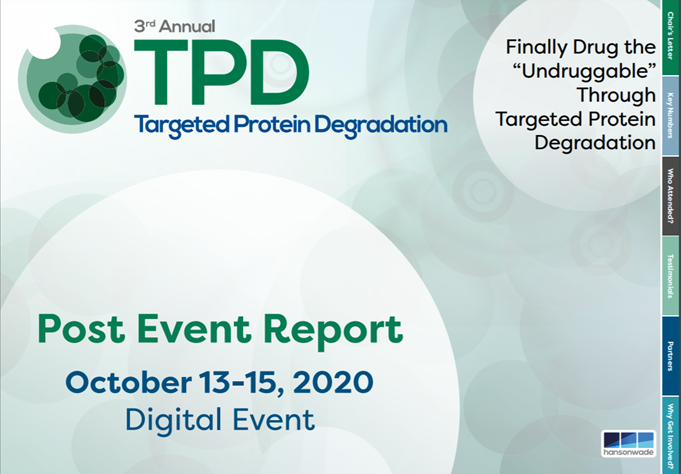 TPD post event report